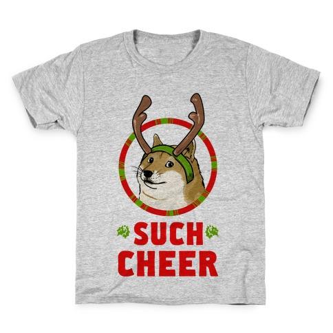 Christmas Doge Kids T-Shirt