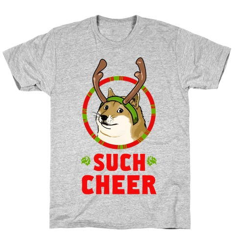 Christmas Doge T-Shirt