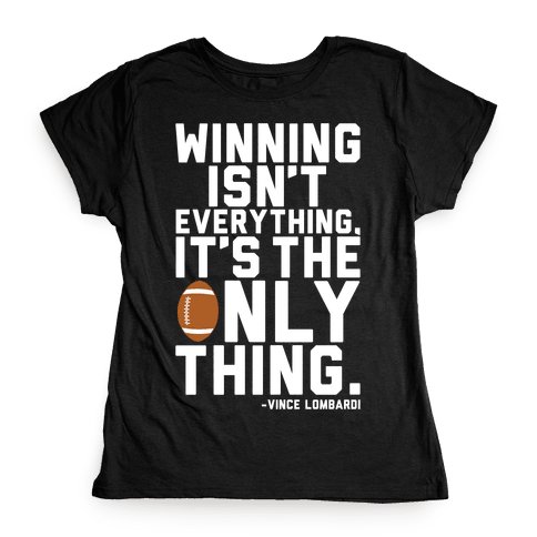 Winning Womens T-Shirt