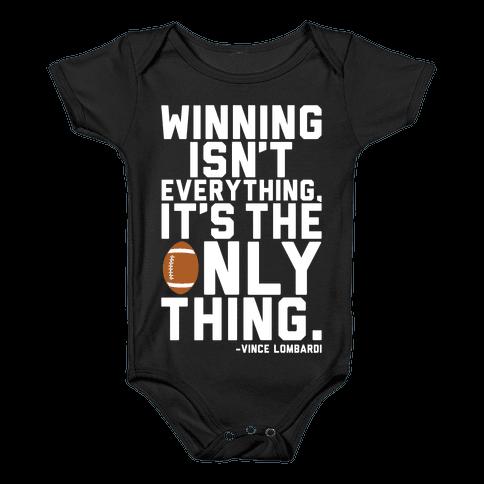 Winning Baby Onesy