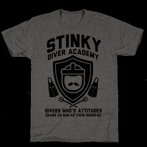 Stinky Diver Academy