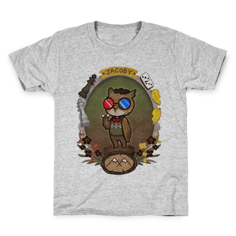 Dr Jacoby Kids T-Shirt