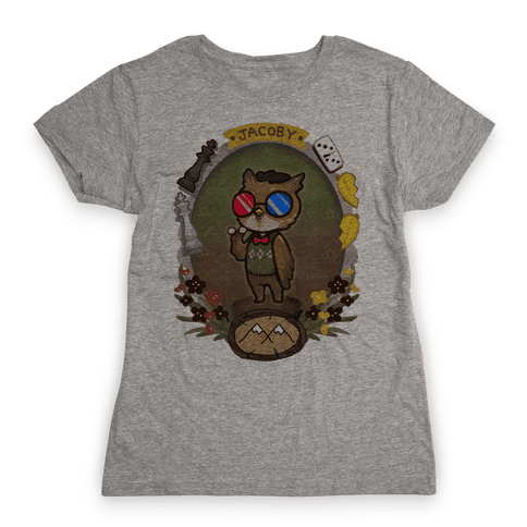 Dr Jacoby Womens T-Shirt