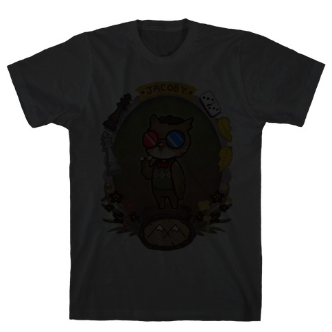 Dr Jacoby Mens T-Shirt