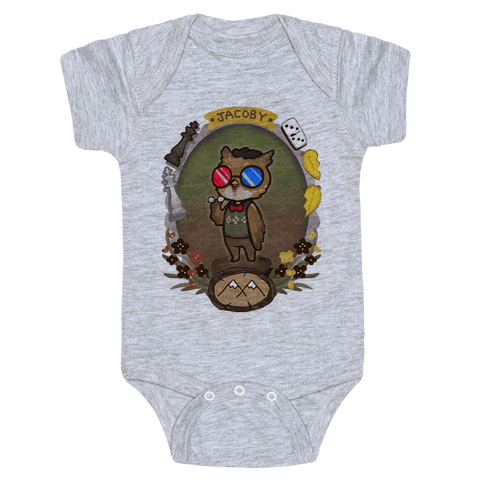 Dr Jacoby Baby Onesy