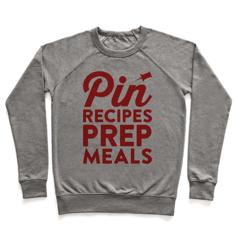 Pin Recipes Prep Meals Pullover