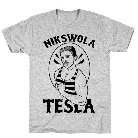 Nikswola Tesla T-Shirt