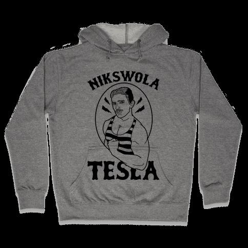 Nikswola Tesla Hooded Sweatshirt