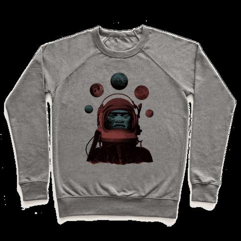 Space Olmec Pullover
