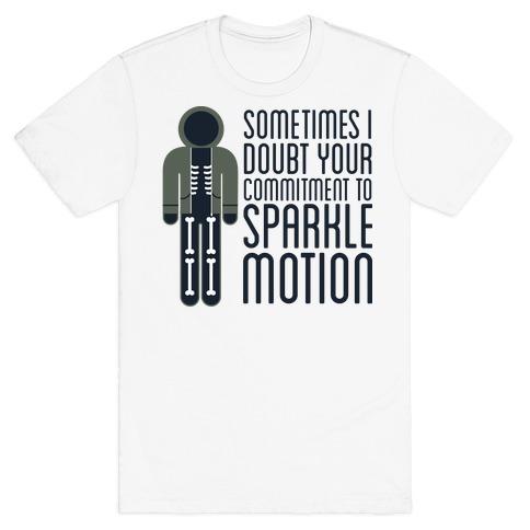 Sparkle Motion T-Shirt