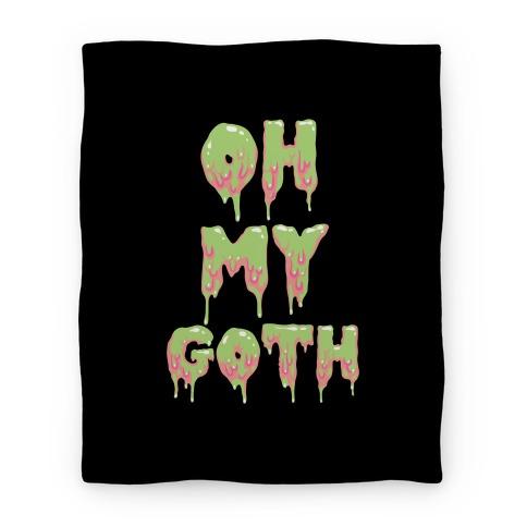 Oh My Goth Blanket