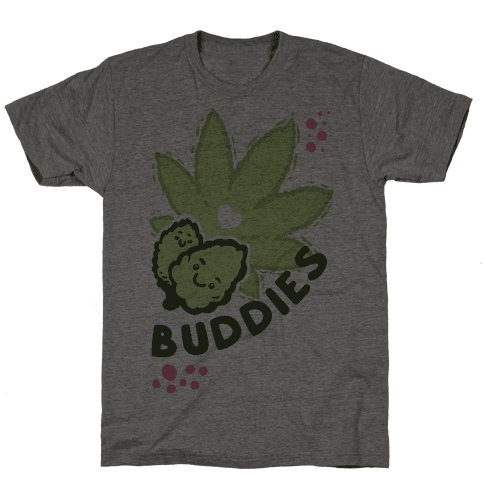 Blunt Buddies (Pt. 2) Mens T-Shirt
