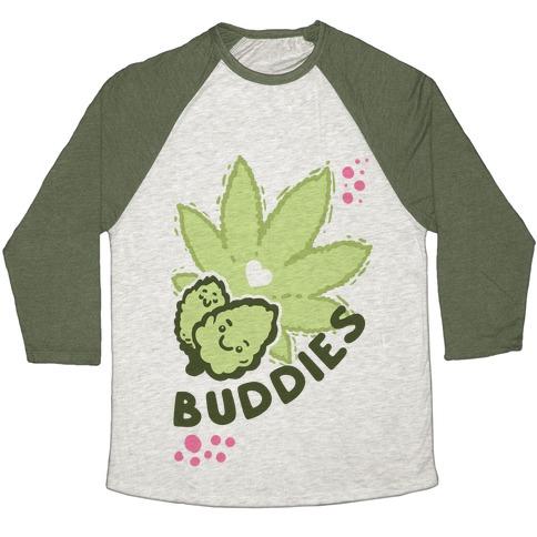 Blunt Buddies (Pt. 2) Baseball Tee