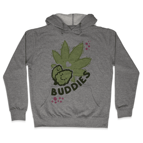 Blunt Buddies (Pt. 2) Hooded Sweatshirt
