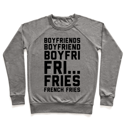 Boyfriends.. Pullover