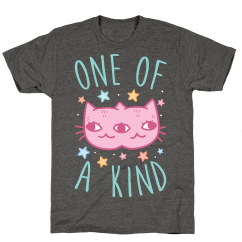 One Of A Kind Cat T-Shirt
