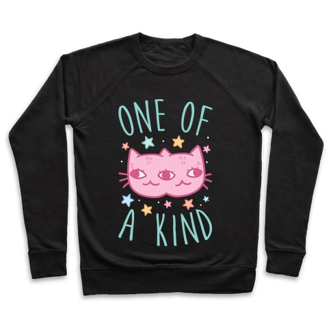 One Of A Kind Cat Pullover