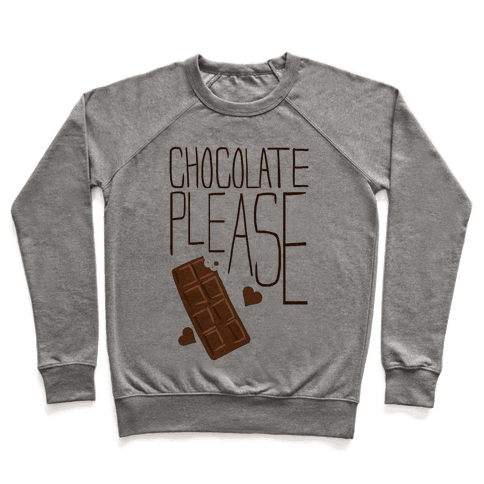 Chocolate Please (Tank) Pullover