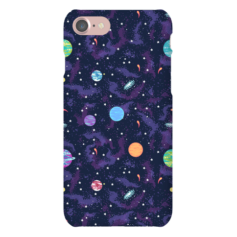 90s Cosmic Phone Case