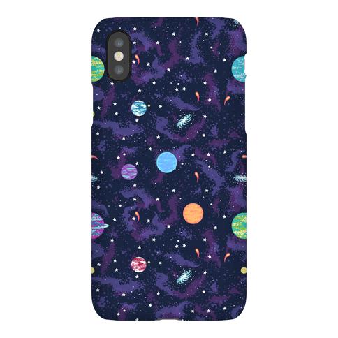 90s Cosmic Phone Case