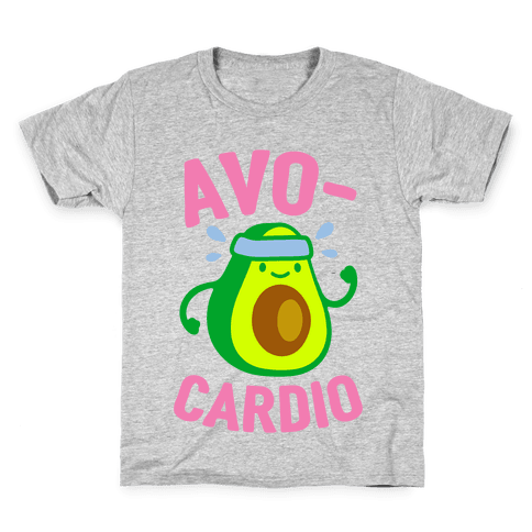 Avocardio Avocado Kids T-Shirt