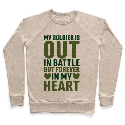 Out Soldier Pullover