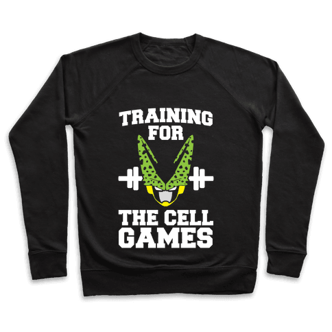 Training for the Cell Games Pullover