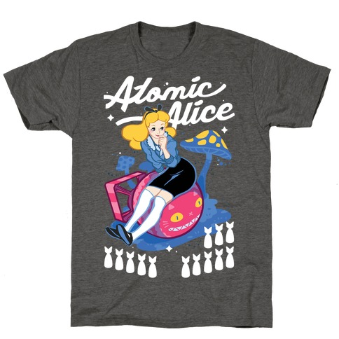 Atomic Alice T-Shirt