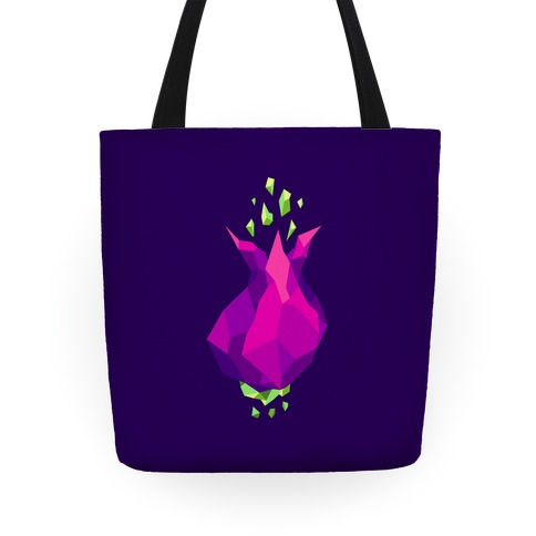 Blooming Crystal Tote