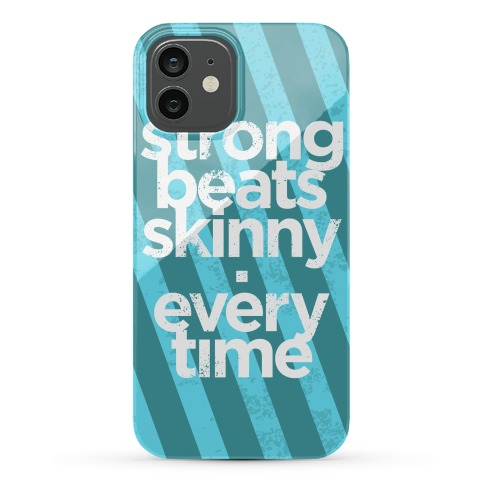 Strong Beats Skinny Phone Case