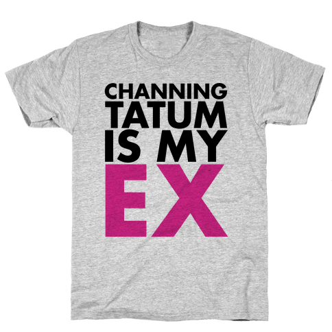 My Ex Mens T-Shirt