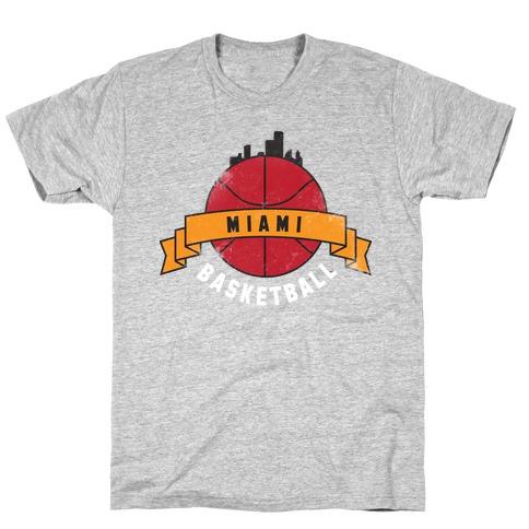 Miami Mens T-Shirt
