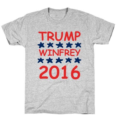 Trump Winfrey 2016 T-Shirt