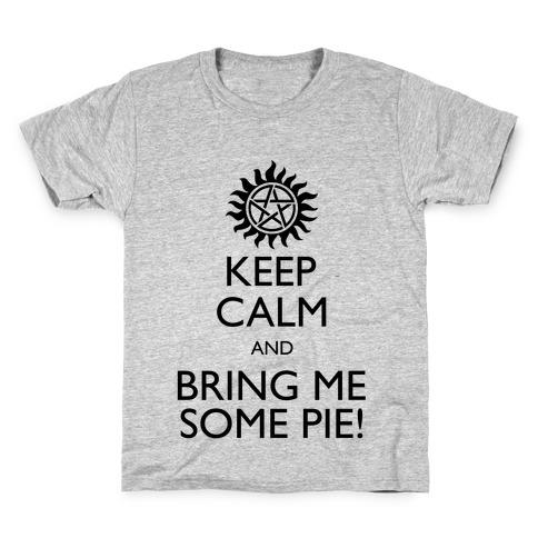 Pie Kids T-Shirt