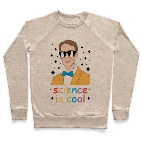 Science Is Cool Pullover