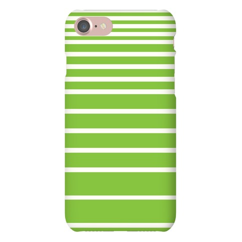 Green Stripe Case Phone Case