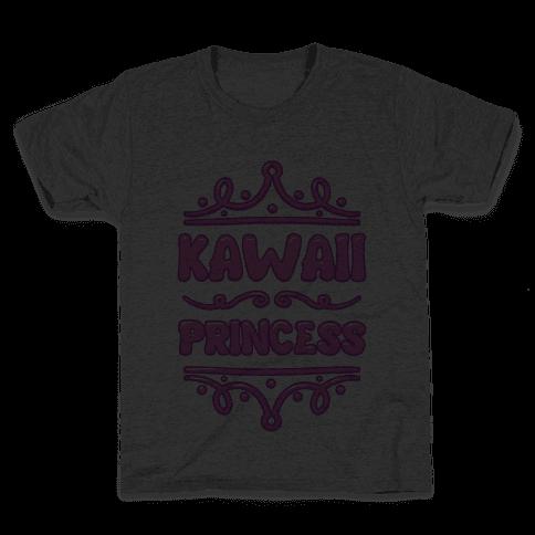Kawaii Princess Kids T-Shirt