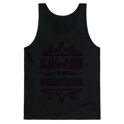 Kawaii Princess Tank Top