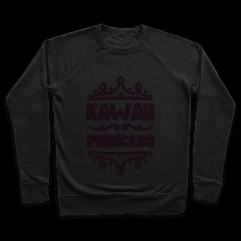 Kawaii Princess Pullover