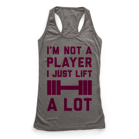 I'm Not A Player