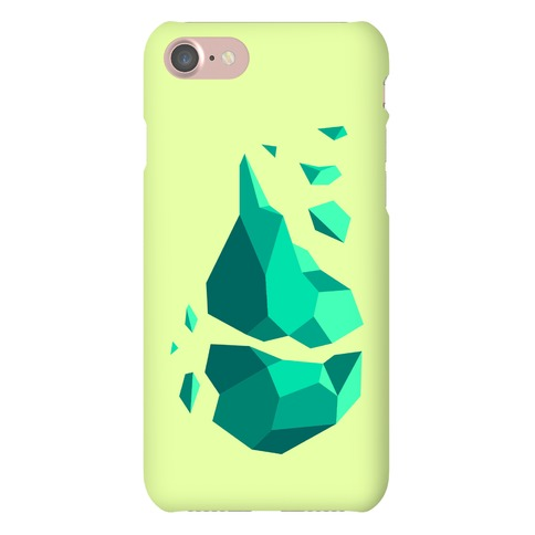 Broken Quartz Mountain Phone Case