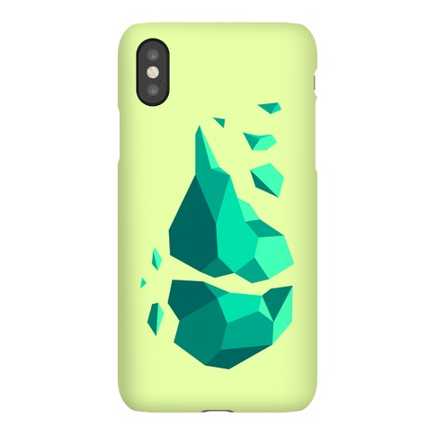 Broken Quartz Mountain Phone Case