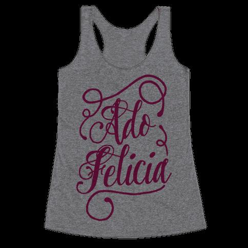 Ado Felicia Racerback Tank Top