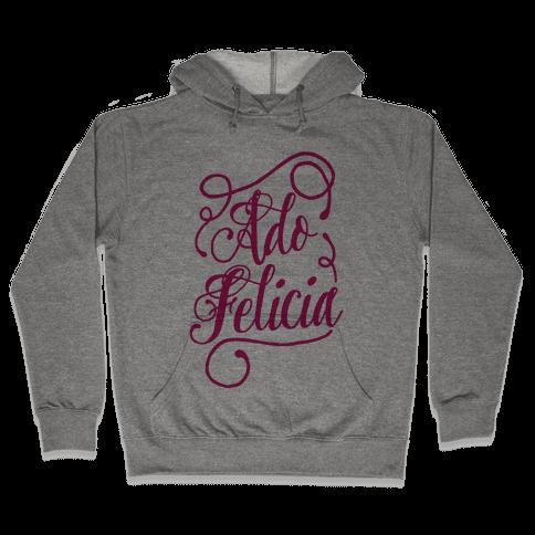 Ado Felicia Hooded Sweatshirt