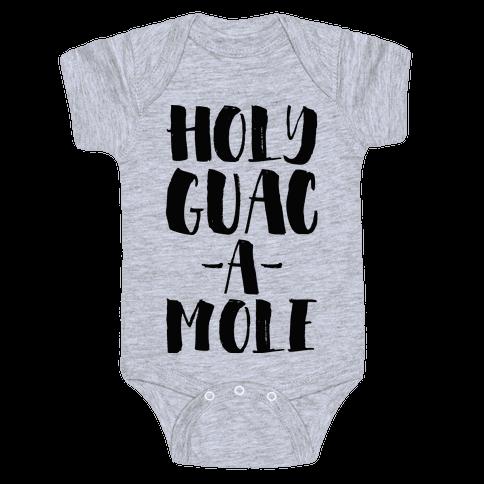 Holy Guacamole!  Baby Onesy