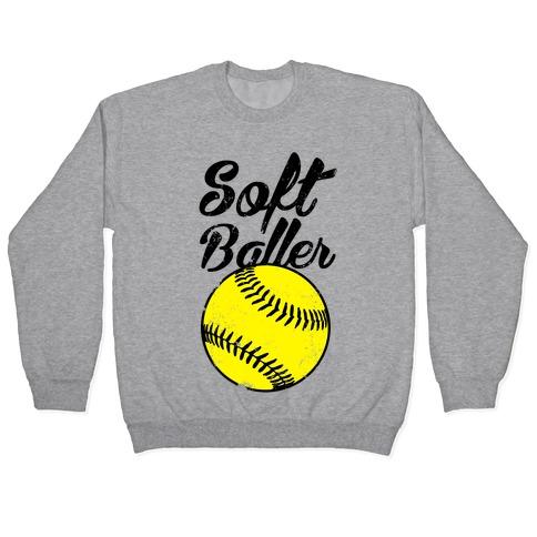 Softballer Pullover