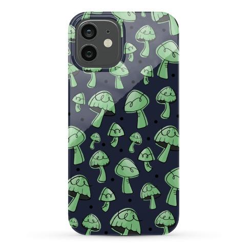 Retro Vegetable Pattern Phone Case