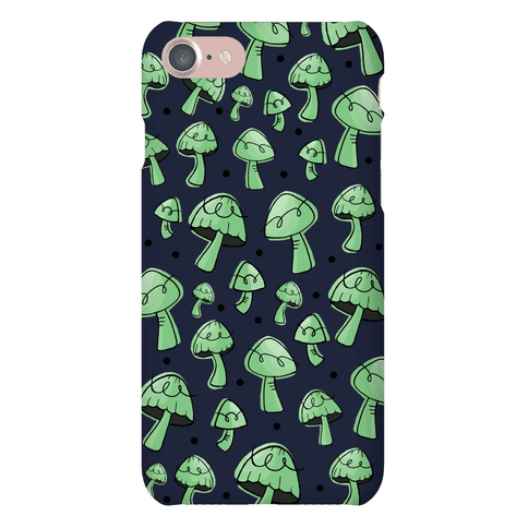 Retro Vegetable Pattern Phone Case