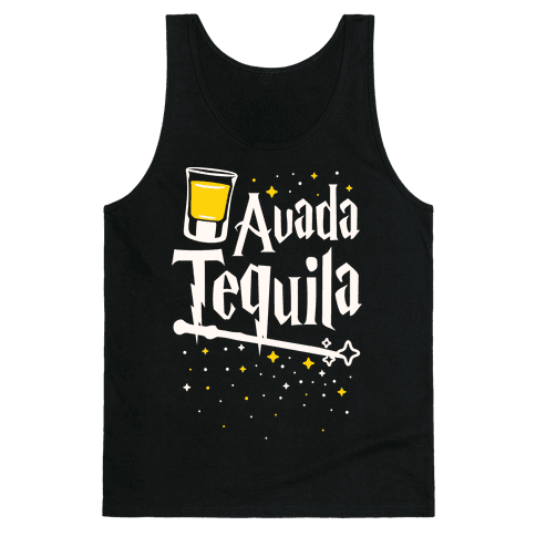 Avada Tequila Tank Top