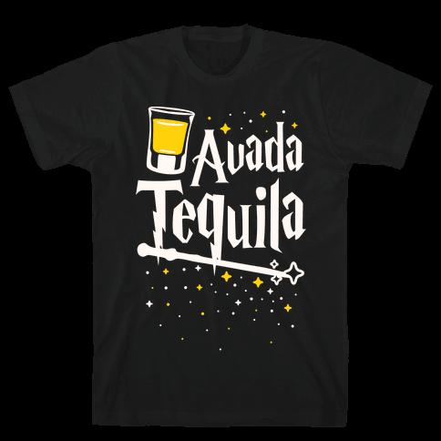 Avada Tequila Mens T-Shirt